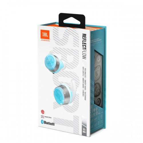 Наушники JBL REFLECT FLOW Teal фото 8