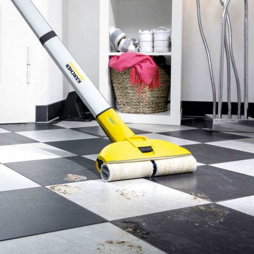 Электрошвабра KARCHER FC 3 CORDLESS фото 5