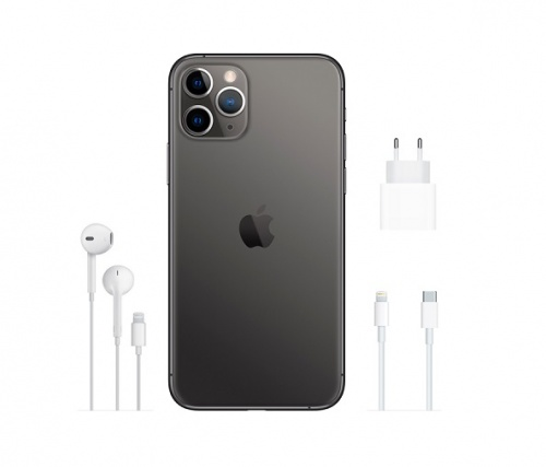 Смартфон Apple iPhone 11 Pro 256GB MWC72RU/A Space Grey фото 5